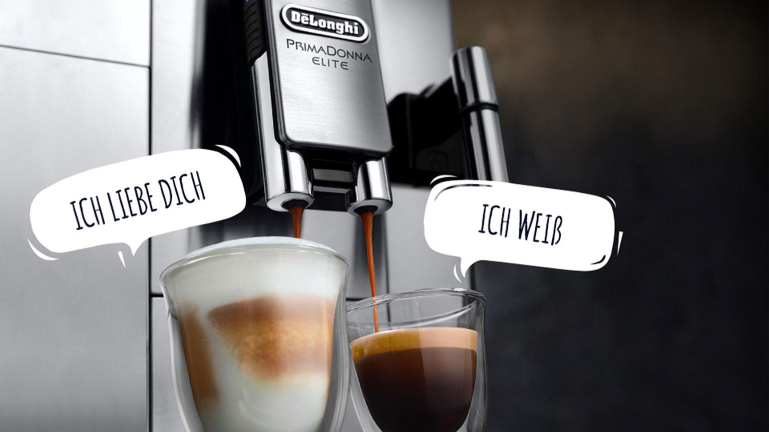 De'Longhi Social Media Facebook-Betreuung dietz posting kaffee
