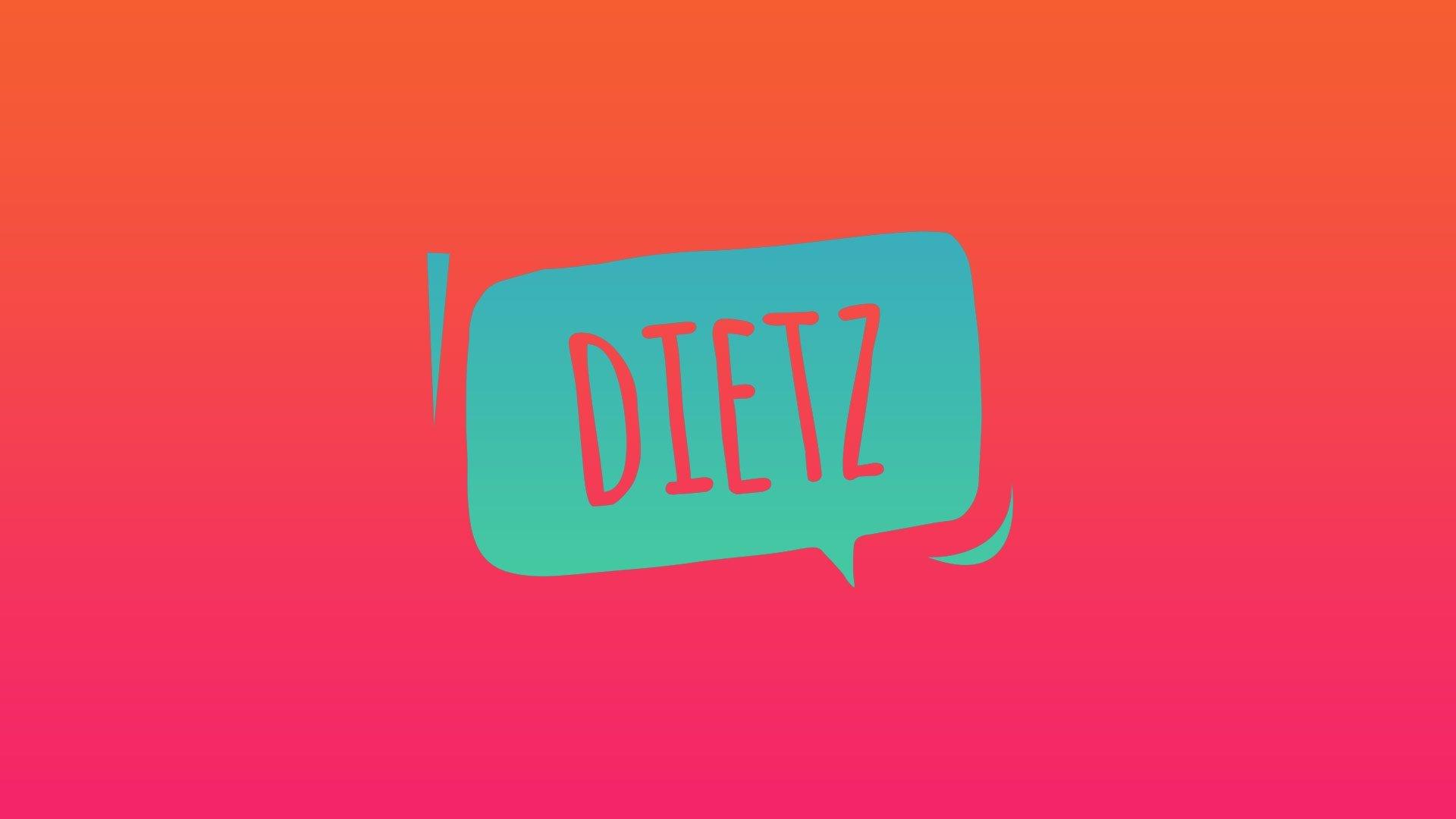 Die neue dietz.digital – das neue dietz-Logo