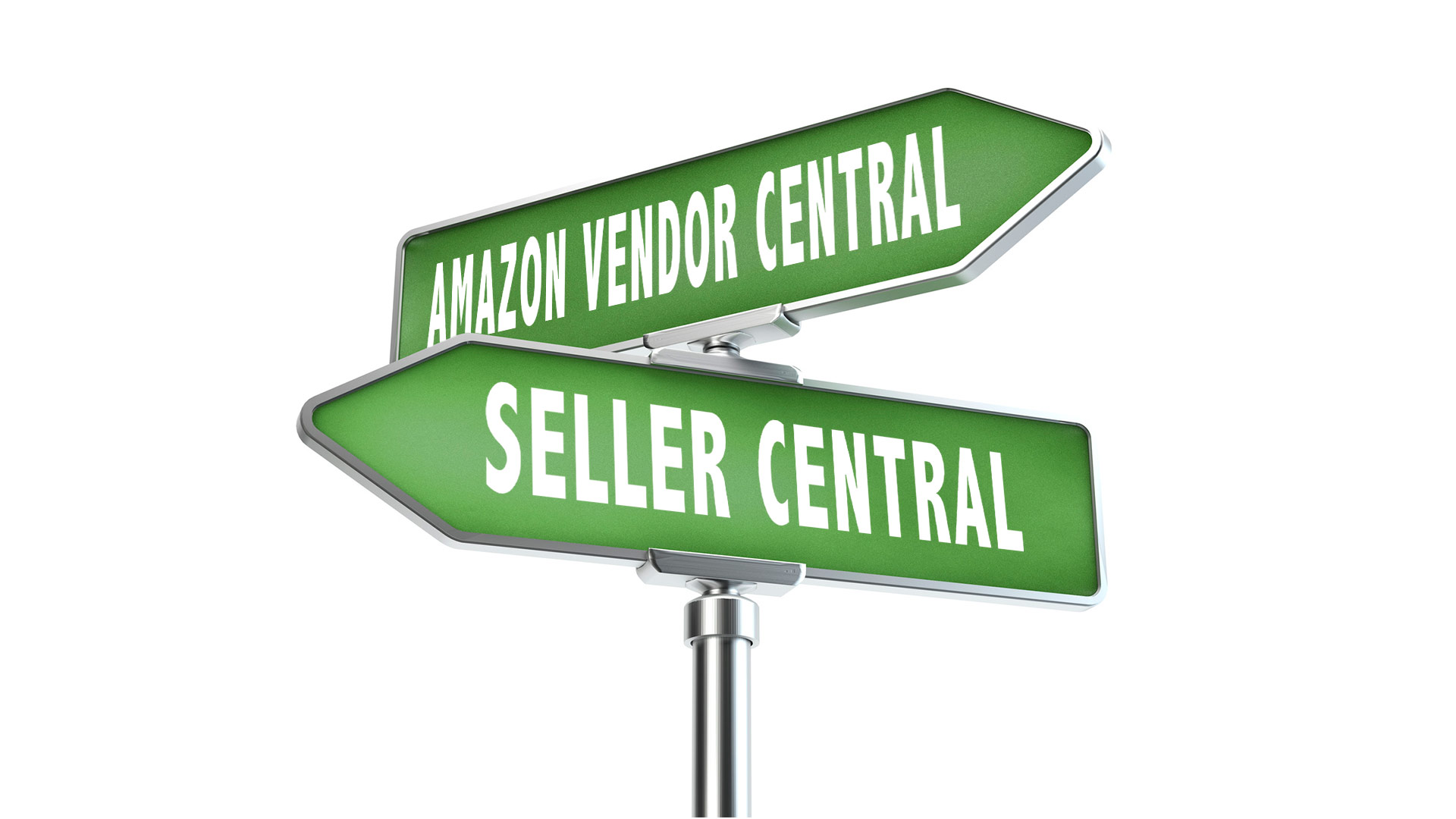 Vendor Central Seller Central Amazon