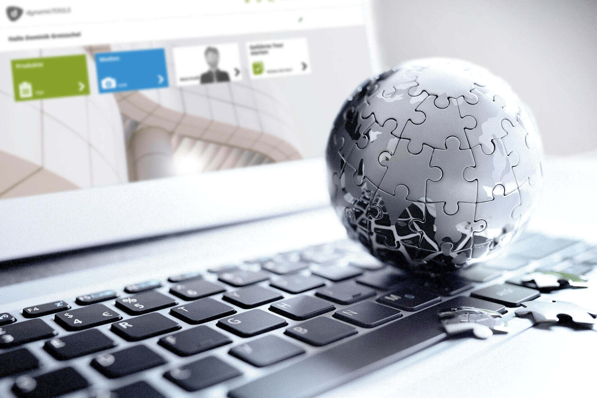 Ein Digital Asset Management für globale Nutzung