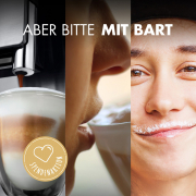 Movember-Post für den De'Longhi-Facebook-Kanal von der Social Media Agentur dietz.digital