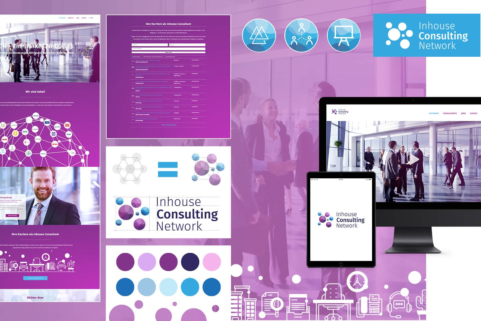 Inhouse Consulting Network