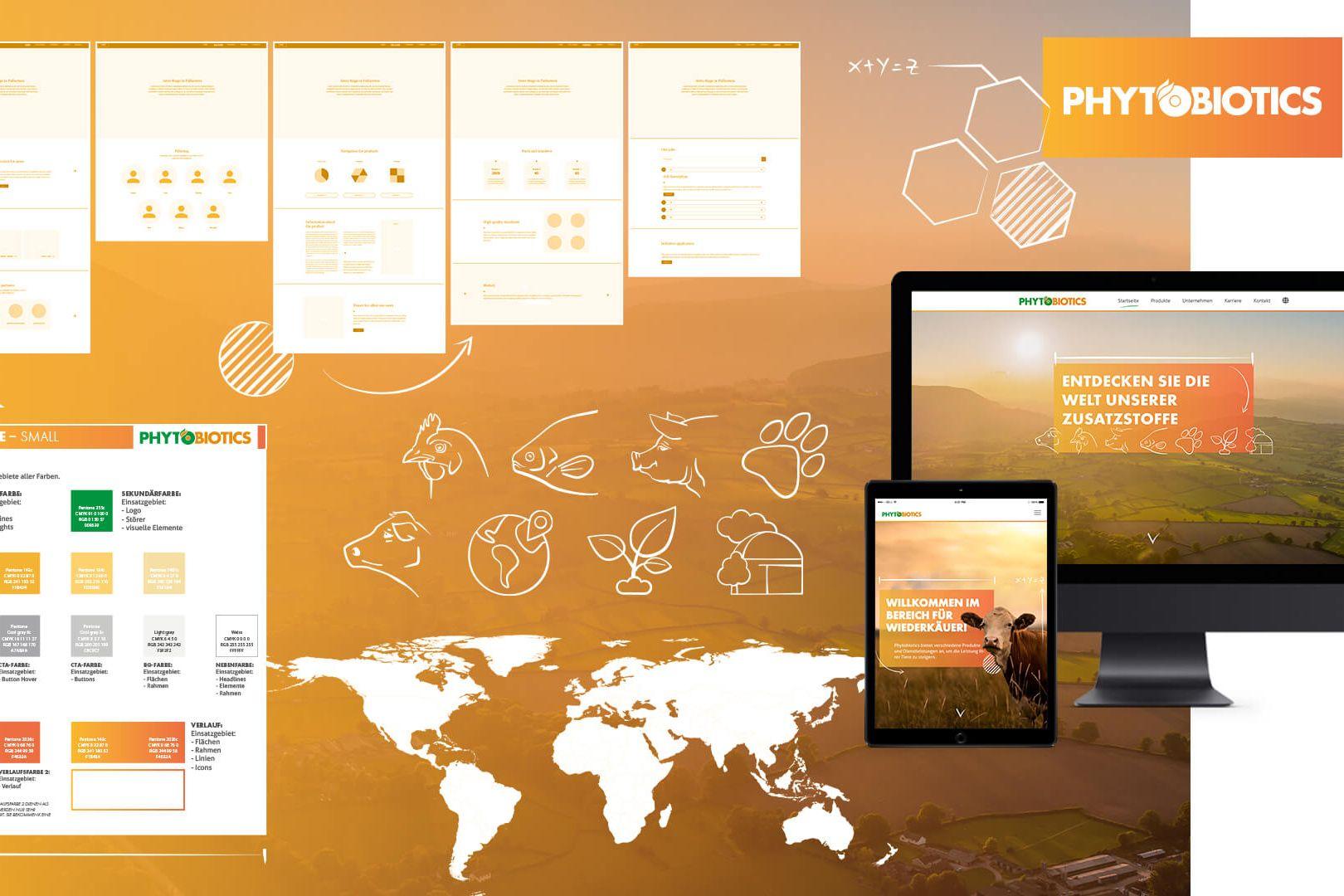 Die globale Website für Phytobiotics Futterzusatzstoffe.