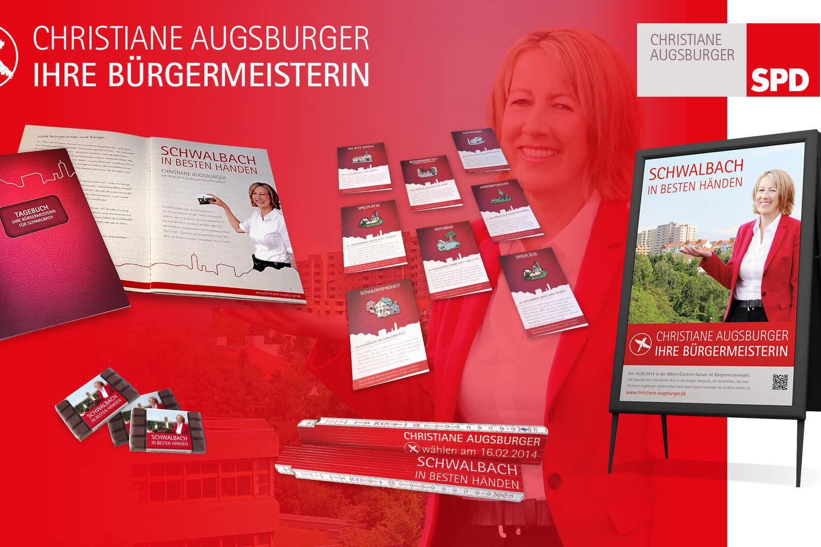 SPD Schwalbach am Taunus - Bürgermeisterwahl
