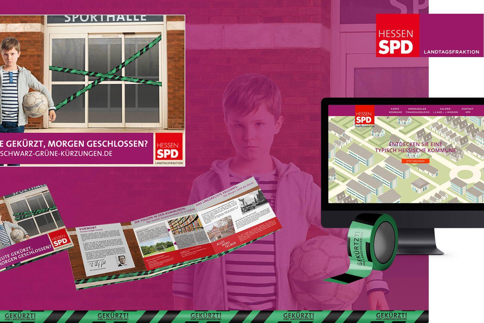 SPD Hessen – Kampagne Kommunaler Finanzausgleich
