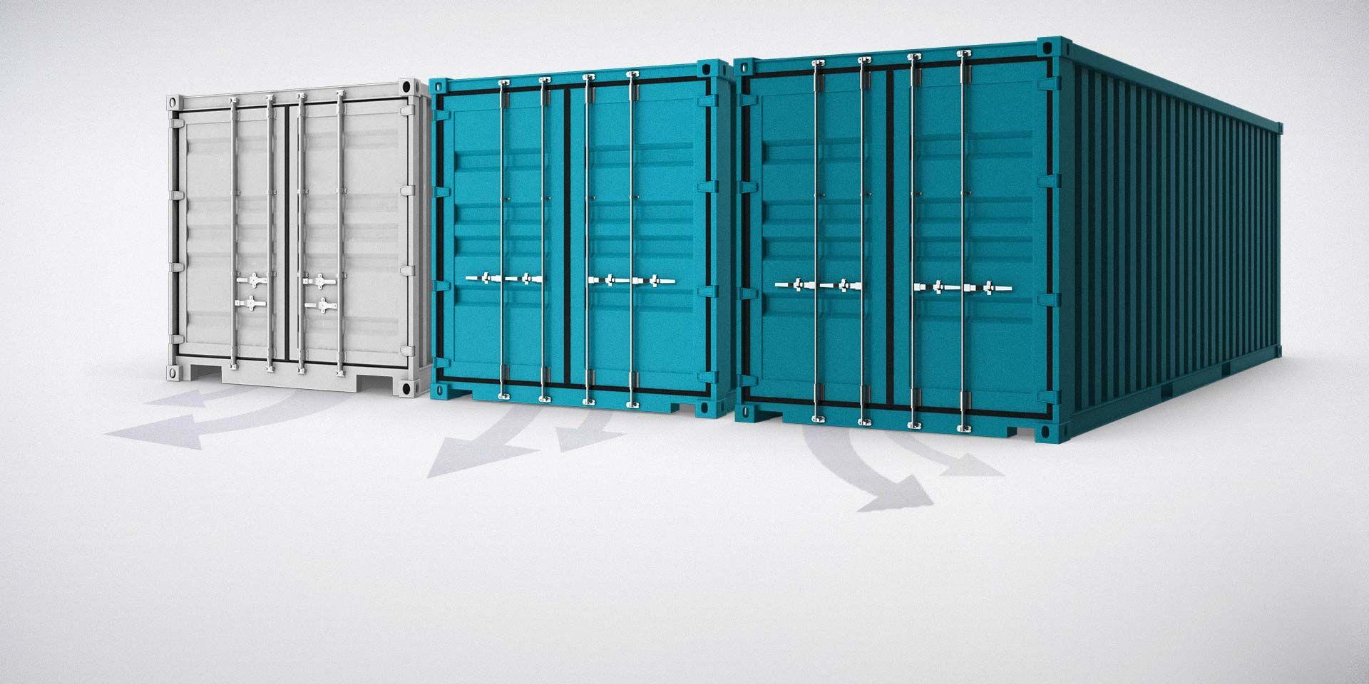 Individuelle Ausgabeformate - Output Container